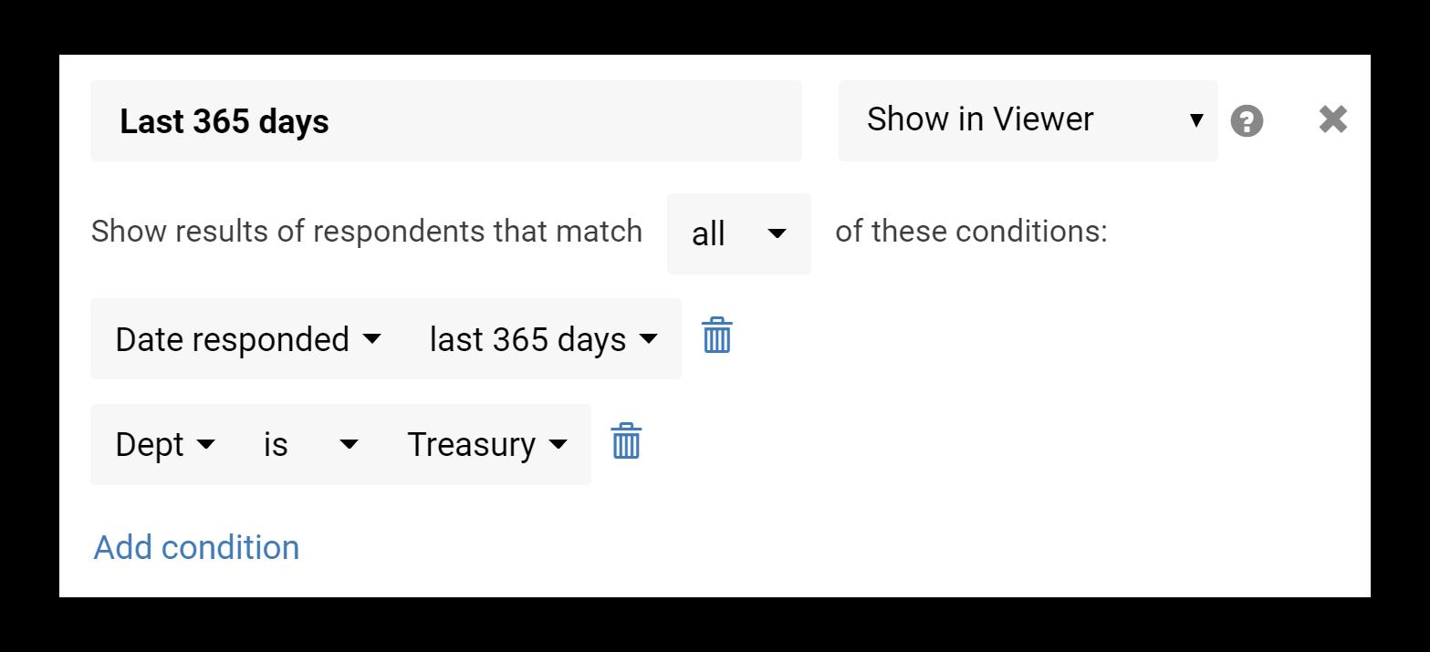 survey-report-filter