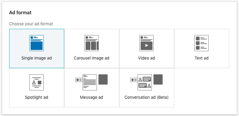 LinkedIn-Ads-Format-Survey
