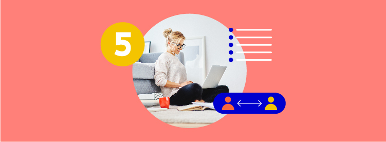 5 tips to successfully manage your remote employees